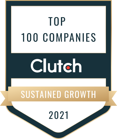 Clutch Top 100 Sustained Growth