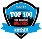 cool company awards logo
